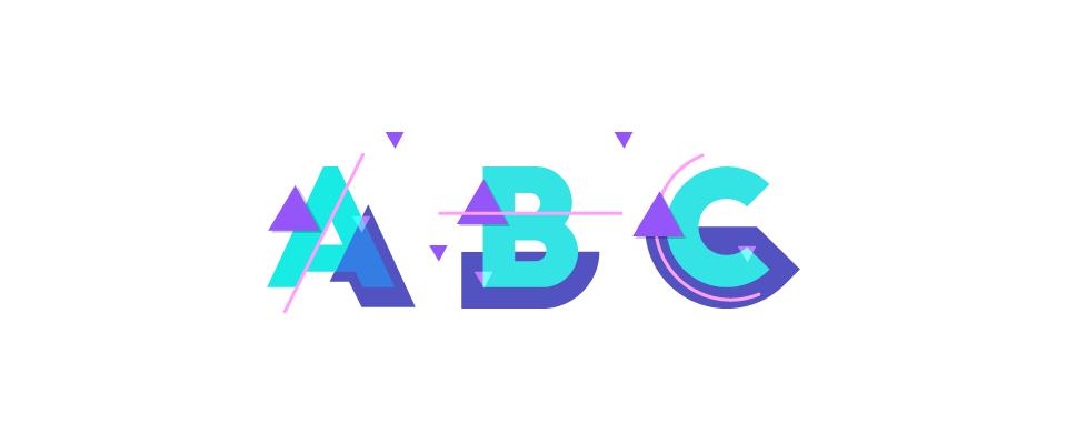 Presentación alfabeto en inglés.