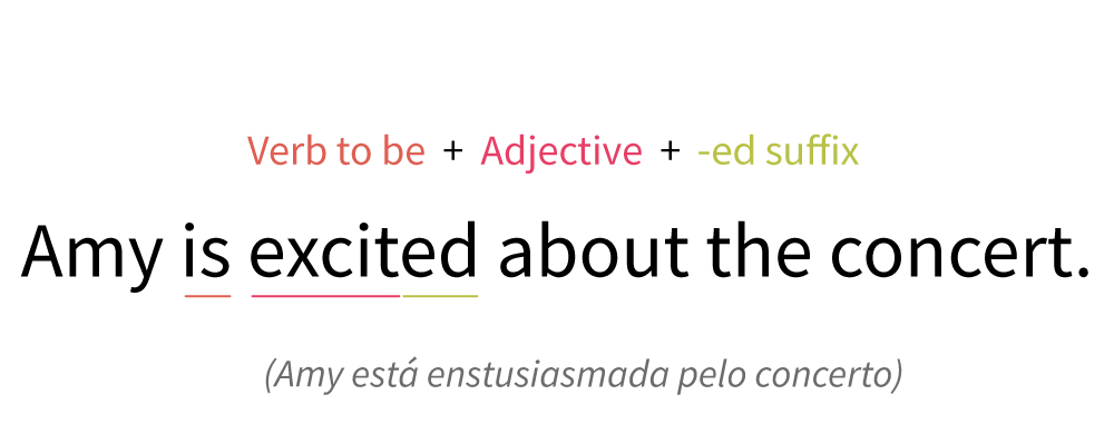 -ed adjective example
